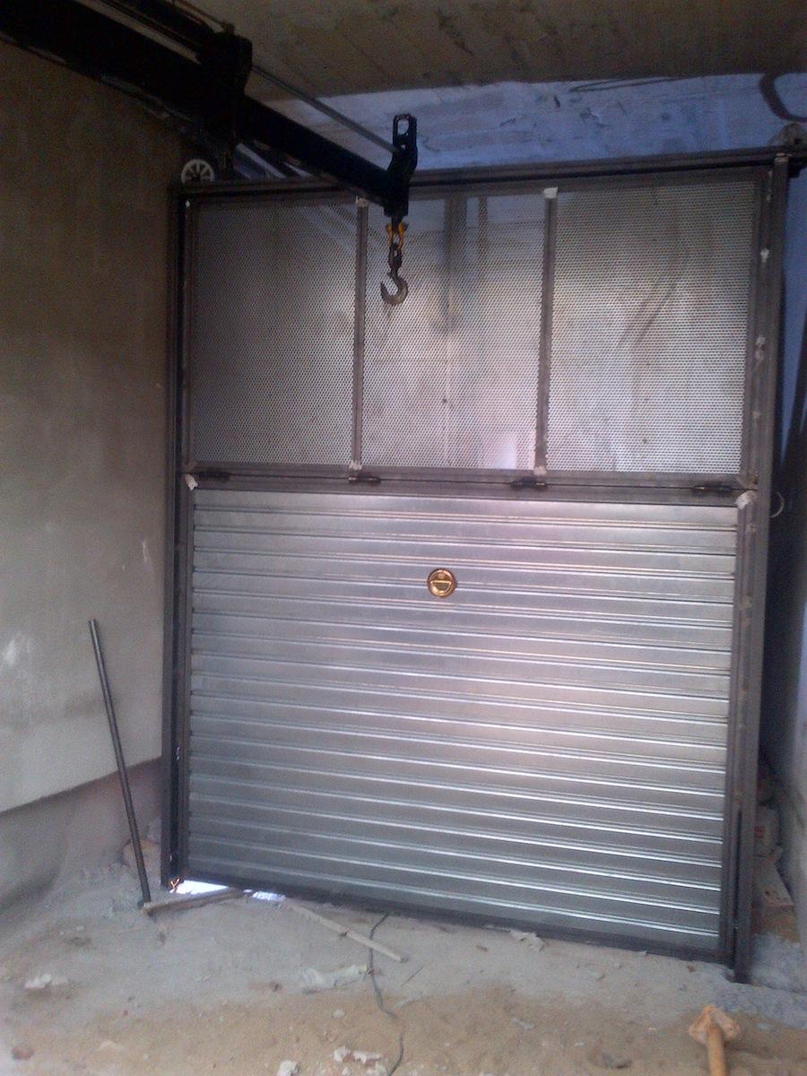 Pormatic 2012 s l puerta de garaje basculante - Puertas de garaje ...