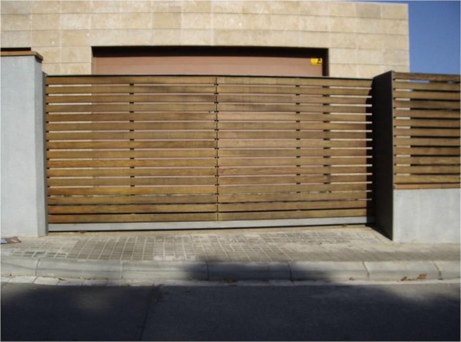 Pormatic 2012 s l puerta de garaje corredera inferior - Coches con puertas correderas ...