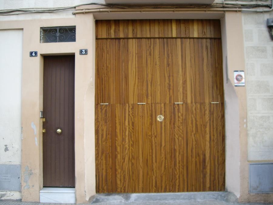 Pormatic 2012 s l puertas industriales basculantes for Puertas industriales