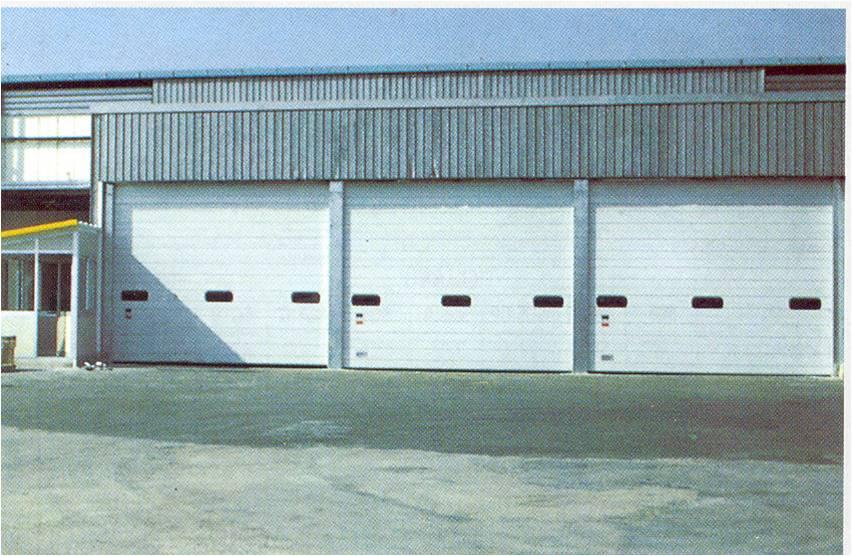Pormatic 2012 s l puerta industrial seccional for Puertas industriales